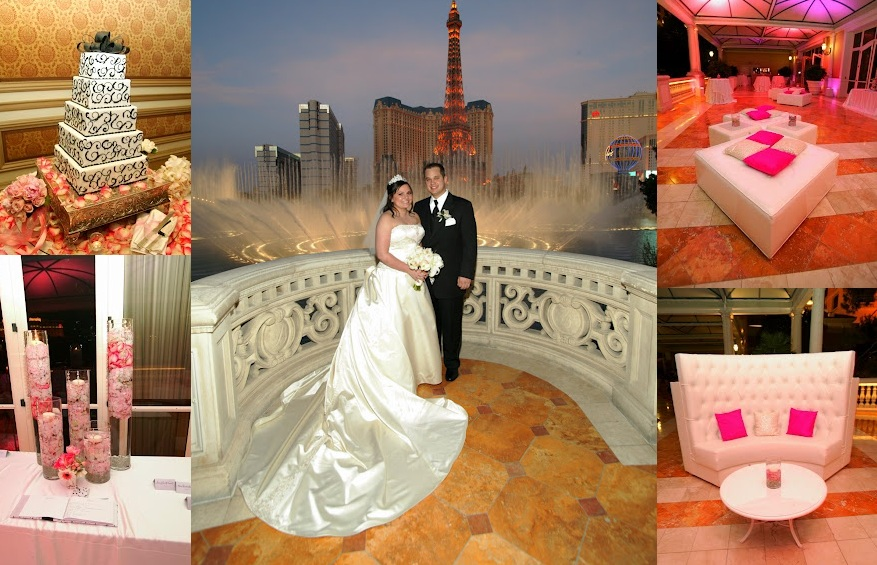 Las Vegas Wedding At The Bellagio Bright Occasions