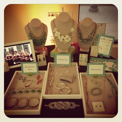 Stella & Dot Table