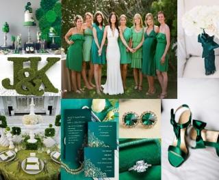 Emerald Green: