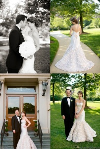 Kristen Gardner Photography, Real Wedding Bright Occasions