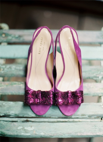 Kate Spade Heels via Dustjacket Attic