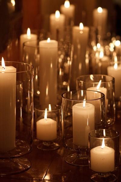 Candle Decor, Wedbook, http://weddbook.com/media/893758/wedding-decor