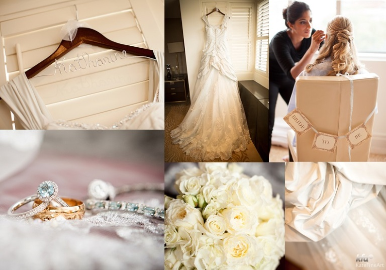Photos by Kate Fine Art, Real Wedding Bright Occasions