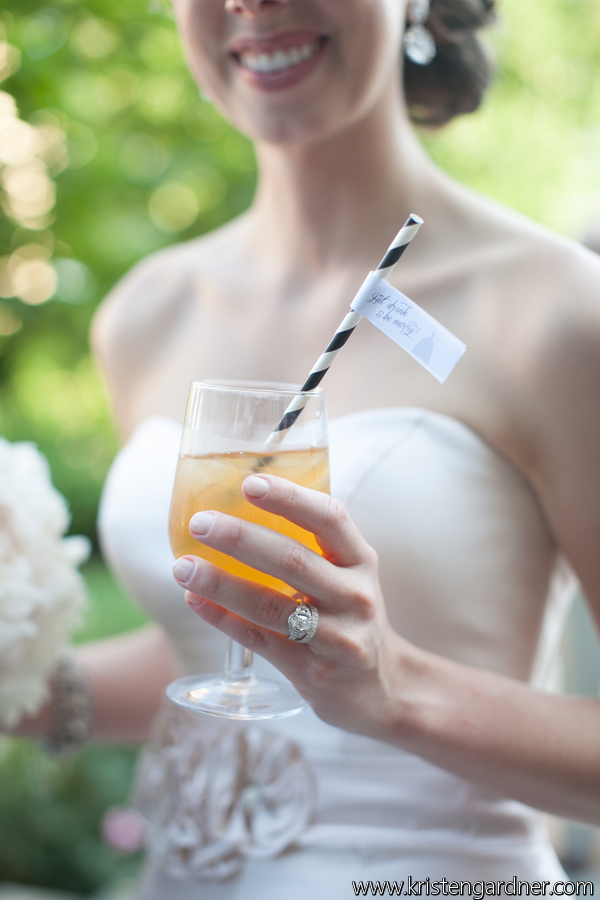 photography by: Kristen Gardner Photography, Bright Occasions Real Wedding