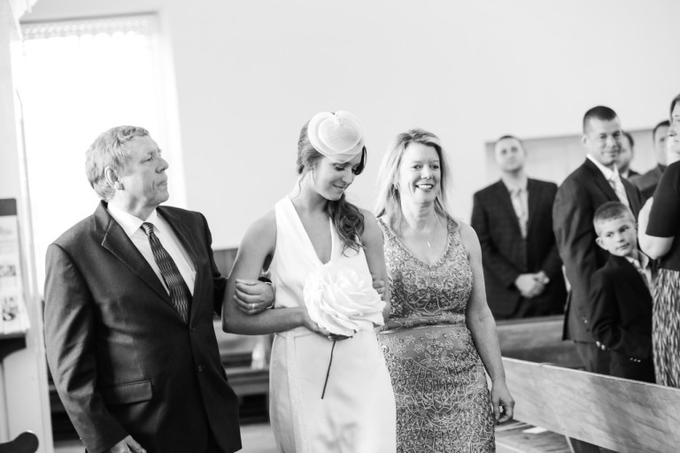 Emily Clack Photography, Bright Occasions Real Wedding