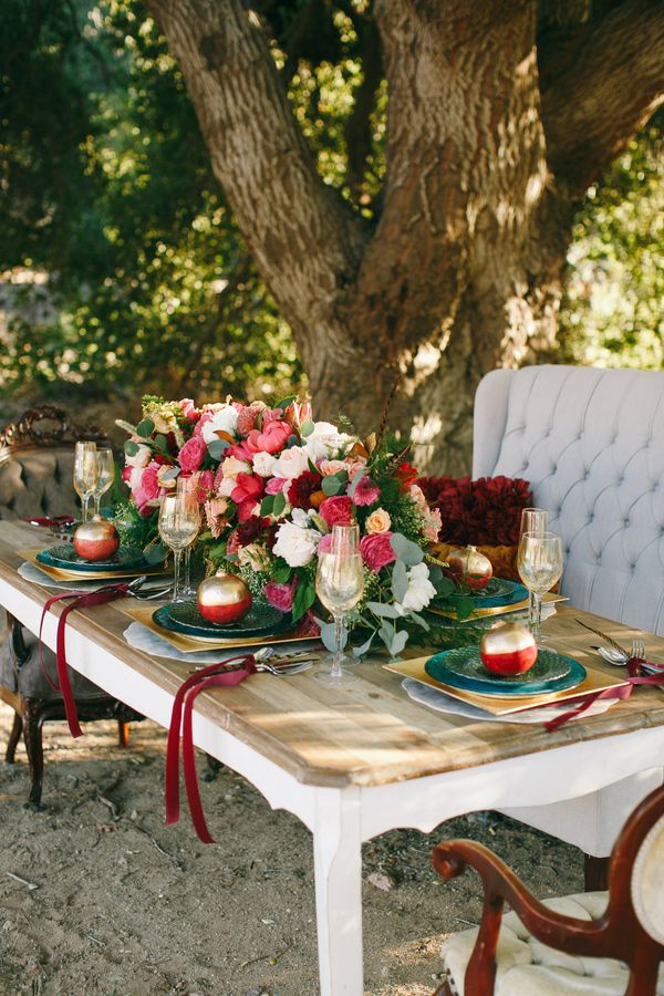 Pantone Color of the Year Marsala - Ruffled Blog