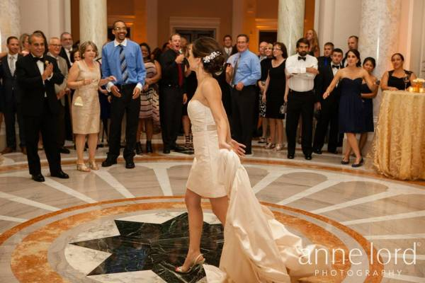 Anne Lord Photography, Bright Occasions Real Wedding
