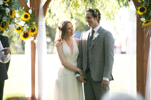 Julie Napear Photography, Bright Occasions Real Wedding
