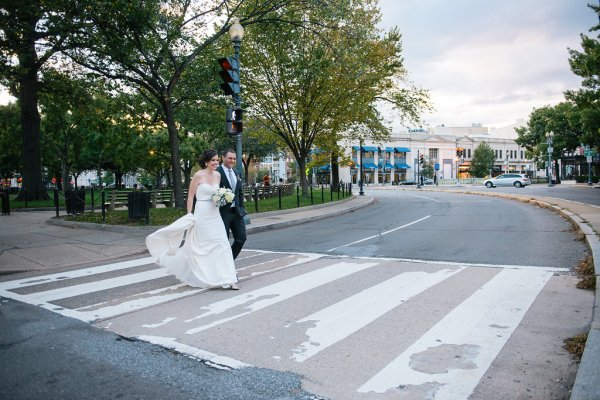 Emily Clack Photography, Bright Occasions Real Wedding, The Whittemore House DC