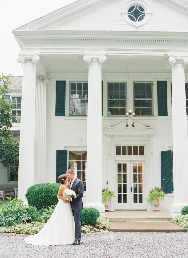 Photo by Jodi Miller Photography, Bright Occasions Real Wedding, Historic Whitehall Manor