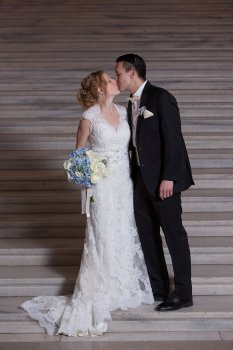 The Happy Couple Photography, Bright Occasions Real Wedding, DC Wedding at Corcoran Gallery of Art